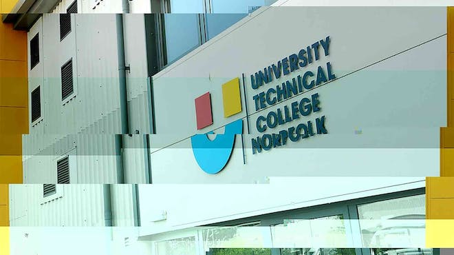 University Technical College Norfolk cyber security event