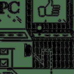 ppc illustration